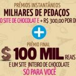 www.comaosite.com.br, Promoção Coma o Site Hershey's