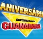 Promoção Aniversário Supermercados Guanabara 2016