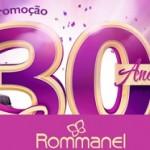 rommanel30anos30carros.com.br, Promoção Rommanel 30 Anos