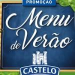 Promoção Castelo Menu de Verão