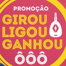 Promoção Girou Ligou Ganhou Renault 2016