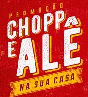 choppbrahmaexpress.com.br/promoale, Promoção Chopp Brahma e Alê Oliveira na sua casa
