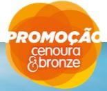 www.promocaocenouraebronze.com.br, Promoção Cenoura e Bronze
