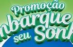 www.sicoobcard.com.br/embarquenoseusonho, Promoção Embarque no seu sonho Sicoobcard