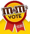 www.votemms.com.br, Promoção Vote M&M'S – Ganhe McFlurry