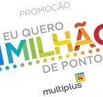 euqueroummilhaodepontos.com.br, Promoção eu quero um milhão de pontos Multiplus