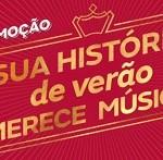 www.cervejaitaipava.com.br/merecemusica, Promoção Itaipava sua história de verão merece música
