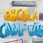 www.escoladecampeoeschevrolet.com.br, Promoção Chevrolet Escola de Campeões