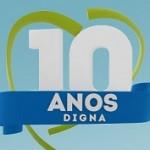 www.digna10anos.com.br, Promoção Digna 10 anos