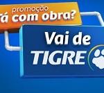 www.promocaotigre.com.br, Promoção Tigre Tá com Obra?, Vai de Tigre