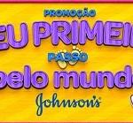 panvel.johnsonsbaby.com.br, Promoção Meu primeiro passo pelo mundo Panvel & Johnson's