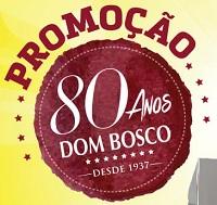 Promoção 80 Anos Vinho Dom Bosco