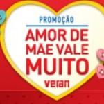 www.promocaoveran.com.br, Promoção Veran amor de mãe vale muito