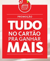 www.tudonocartao.com.br, Promoção Santander tudo no cartão