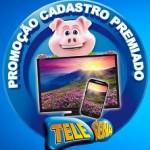 Promoção Tele Sena cadastro premiado