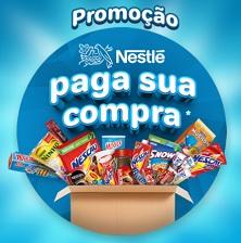 www.promonestle.com.br/nestlepagasuacompra, Promoção Nestlé paga sua compra