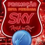 www.skyrockinrio.com.br, Promoção SKY Rock in Rio Rota Premiada