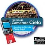 www.appcielomovimenta.com.br, Promoção Camarote Cielo Caruaru
