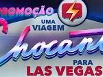 www.chocanteofilme.com.br, Promoção Uma Viagem Chocante Las Vegas