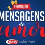 www.mensagensdeamorbarilla.com.br, Promoção Mensagens de Amor Barilla