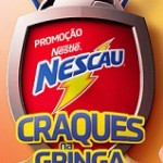 Promoção Nescau craques na gringa