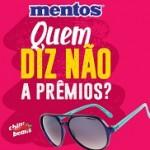 www.quemdiznaoapremios.com.br, Promoção Mentos 2017 quem diz não a prêmios?