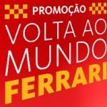 www.santander.com.br/promocaoferrari, Promoção Santander Volta ao Mundo Ferrari