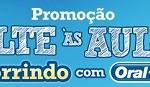 www.sorrindocomoralb.com.br, Promoção Volte às aulas sorrindo com Oral B