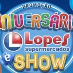 aniversariolopeseshow.com.br, Promoção Aniversário Lopes é Show