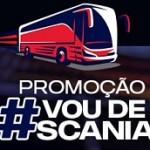 voudescania.com.br, Promoção #voudescania 2017
