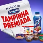 www.danonetampinhapremiada.com.br, Promoção Tampinha Premiada Danone