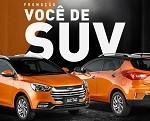 vocedesuv.com.br, Promoção Você de SUV JAC Motors