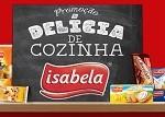 www.deliciadecozinhaisabela.com.br, Promoção Delícia de Cozinha Isabela
