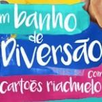 www.banhodediversao.com.br, Promoção Um banho de diversão cartões Riachuelo