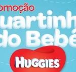 www.quartinhodobebehuggies.com.br, Promoção Quartinho do Bebê Huggies
