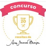 Concurso Top 20 receitas da Ana Maria Braga