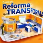 promocaotendtudo.com.br, Promoção TendTudo reforma que transforma