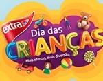 www.extra.com.br/criancas2017, Promoção Extra Dia das Crianças 2017