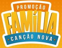 www.familiacancaonova.com, Promoção Família Canção Nova