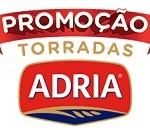 www.promoadria.com.br, Promoção Torradas Adria 2017