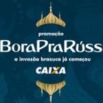 Promoção Bora para Rússia Cartões Caixa