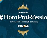 www.promocaixa.com.br, Promoção Bora para Rússia Cartões Caixa