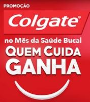 www.promocaocolgate.com.br, Promoção Colgate mês da saúde bucal