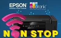 www.promocaononstop.com.br, Promoção Epson Ecotank Non Stop