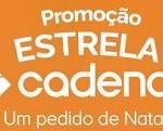 WWW.CADENCE.COM.BR/ESTRELACADENCE, PROMOÇÃO CADENCE NATAL 2017