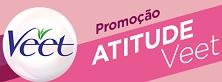 www.promocaoatitudeveet.com.br, Promoção Atitude Veet