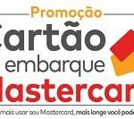 www.promocartaodeembarque.com.br, Promoção cartão de embarque Mastercard