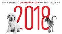 calendario2018.royalcanin.com.br, Concurso Calendário Royal Canin Brasil 2018