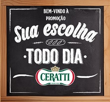 www.ceratti.com.br, Promoção Ceratti Sua Escolha Todo Dia