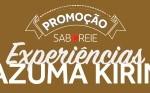 experienciasazumakirin.com.br, Promoção Azuma Kirin Saboreie Experiências